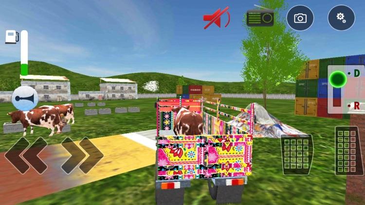Eid Animals Transport Truck screenshot-3