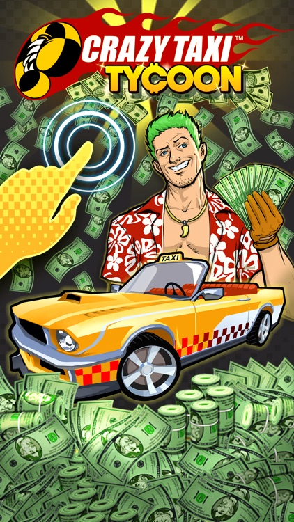 Crazy Taxi Idle Tycoon screenshot-0
