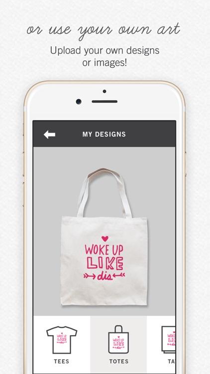 Makr: Custom Design & Logos screenshot-3