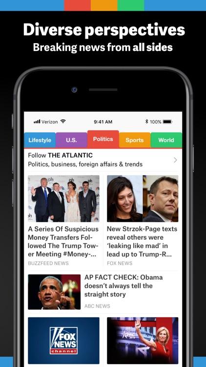 SmartNews Local Breaking News screenshot-8