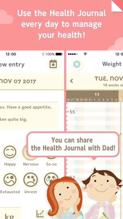 download 280days : Pregnancy Diary App apps 1