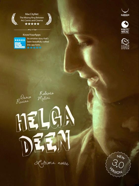 Helga Deen. The Last Night.