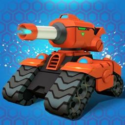 Tankr Realtime Battle