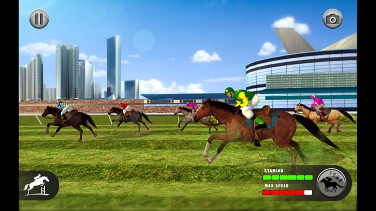 Horse Racing Championship 2018 screenshot-1