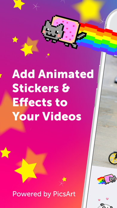 Download PicsArt Video & Movie Maker for Android