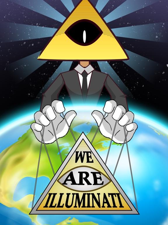 We Are Illuminati - Clicker screenshot #5