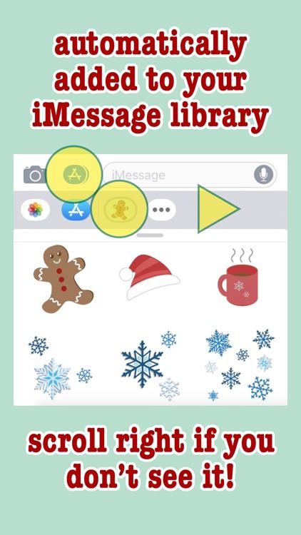 Christmas - Animated Stickers screenshot-5