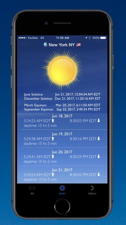 Sun and Moon Sky Finder AR Pro screenshot-6