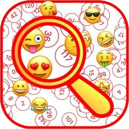 Find Number - Find Emoji