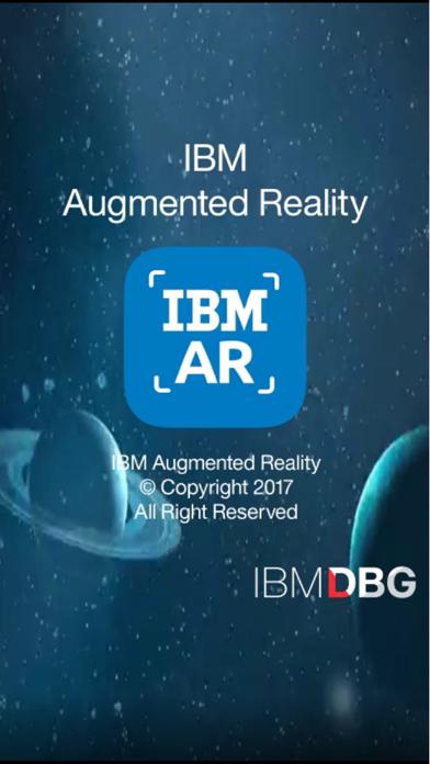 IBM Augmented Reality screenshot 1