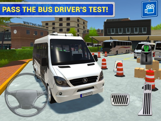 Скачать City Bus Driving Sim