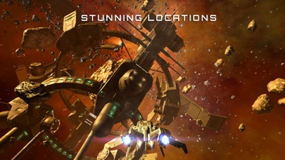 Screenshot from Subdivision Infinity