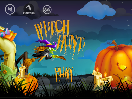 Witch Hunt - Halloween 2017 screenshot 4