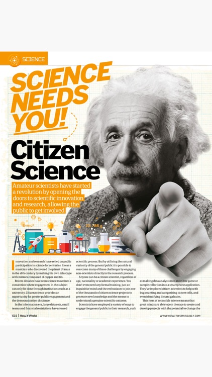 How It Works Magazine: Science and technology screenshot-1