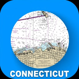 Connecticut USA Nautical Chart