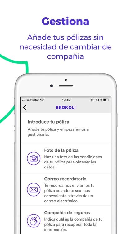 Brokoli - Tu asesor de seguros screenshot-4
