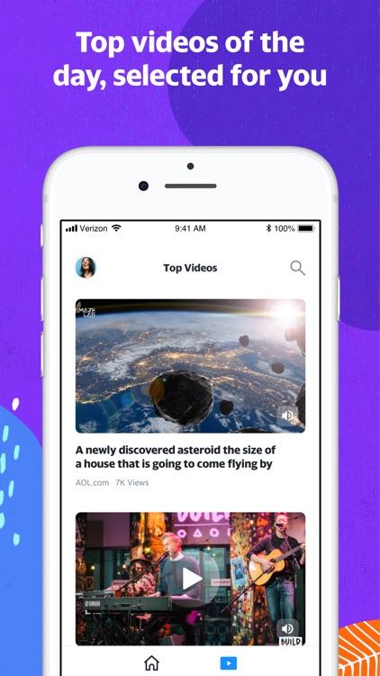 Yahoo - News, Mail, Sports screenshot-4