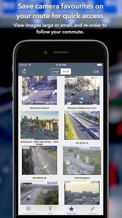 UK Roads - Traffic & Cameras screenshot-3