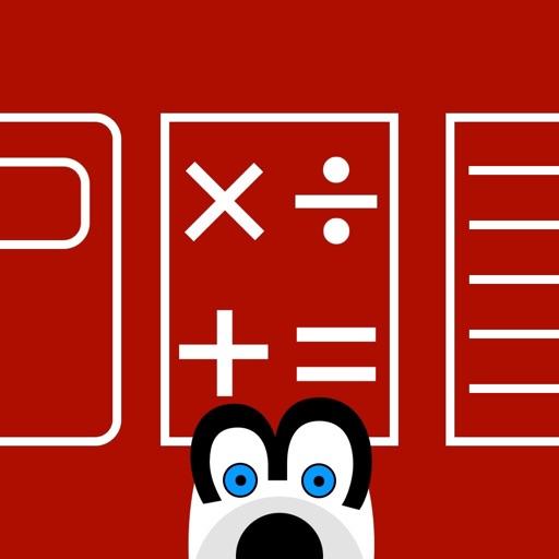 MathCooker calculates & writes