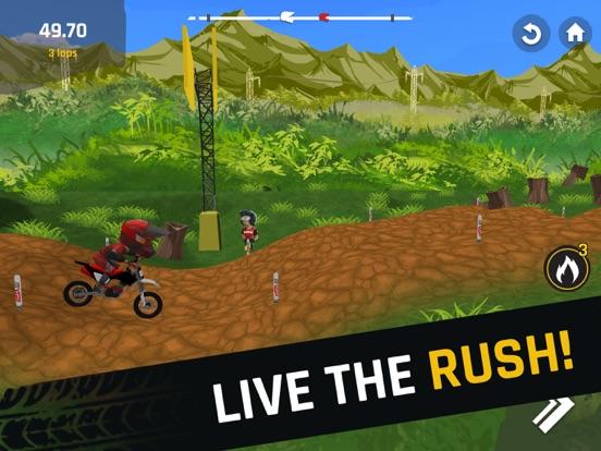 MXGP Motocross Rush для iPad