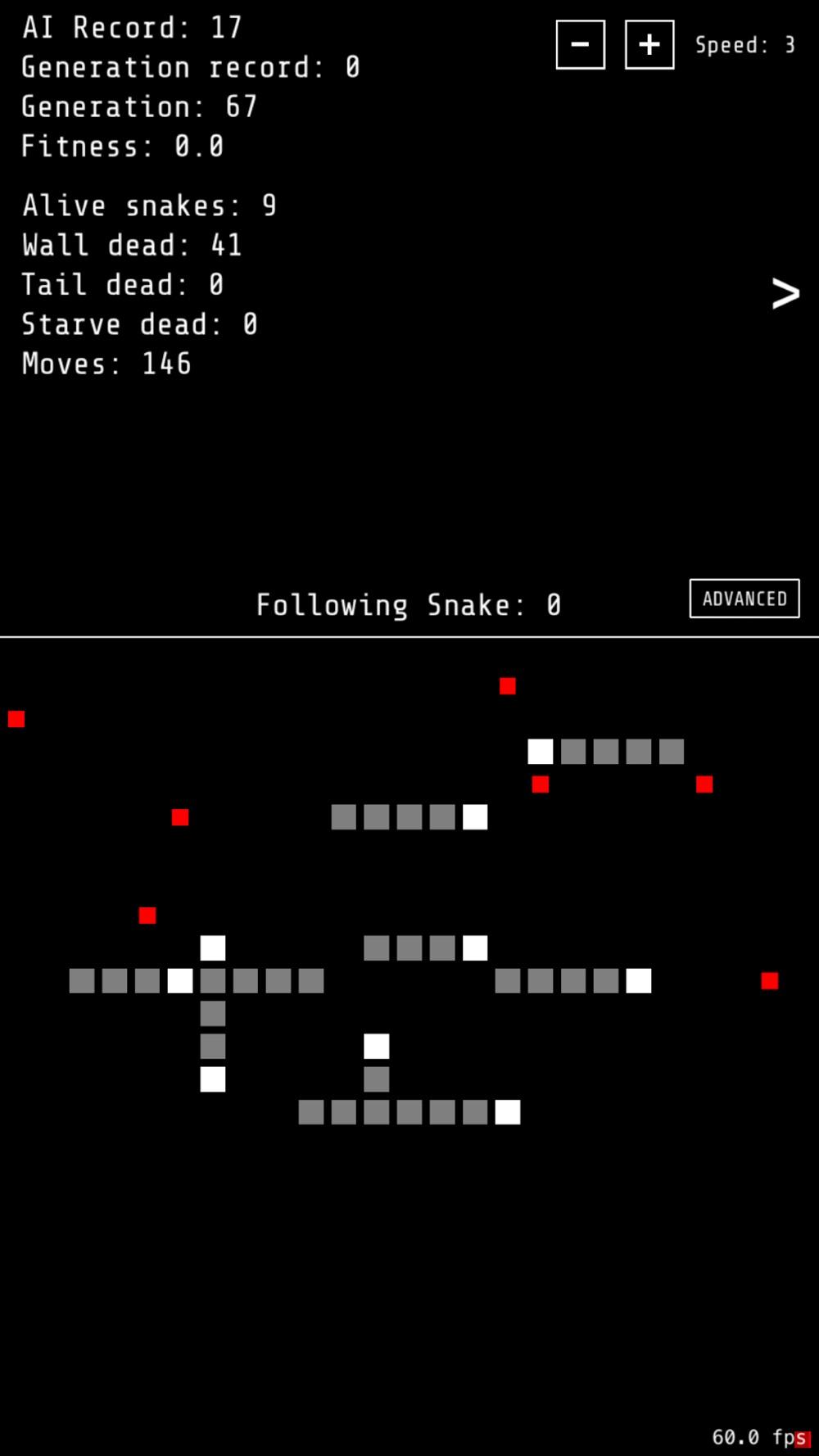 Snake AI - Machine learning hack tool