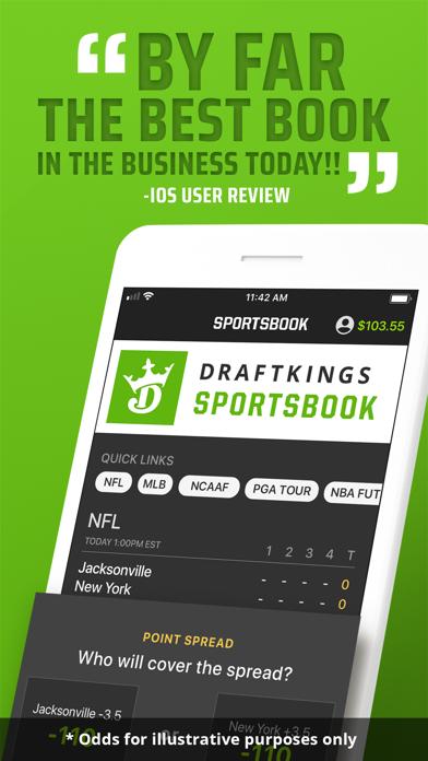 DraftKings Sportsbook & Casino screenshot 2