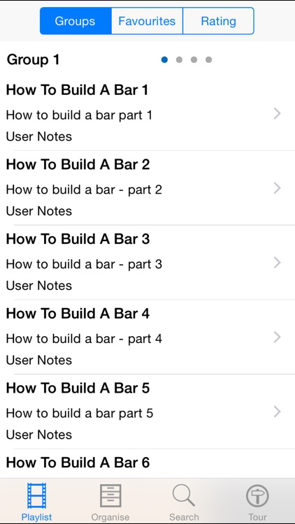 How To Build A Bar