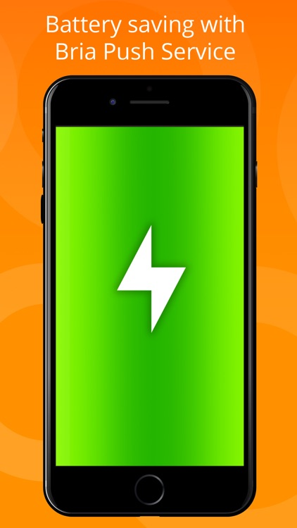 Bria Mobile: VoIP Softphone screenshot-5