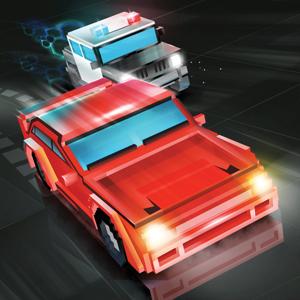 Car vs Cops Games app