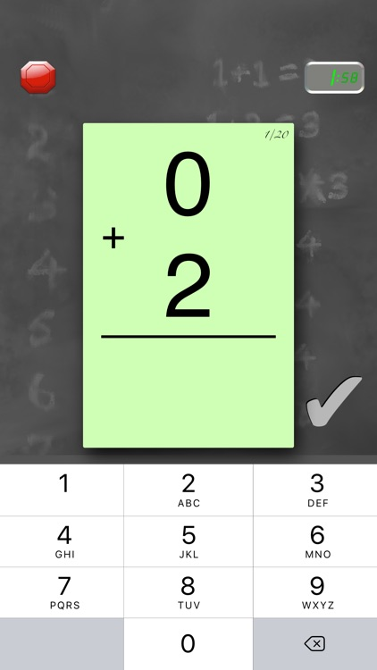 FlashToPass Math Flash Cards screenshot-0