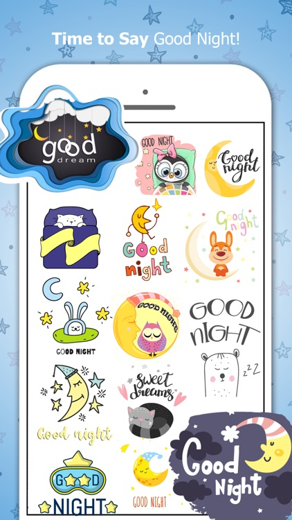 Sweet Dream Stickers!!