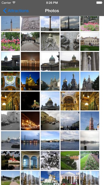 St Petersburg Travel Guide Offline