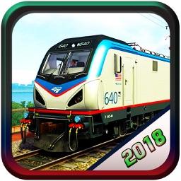 Hill Climb Train Simulator Pro