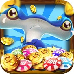 深海捕鱼大赛-捕鱼游戏