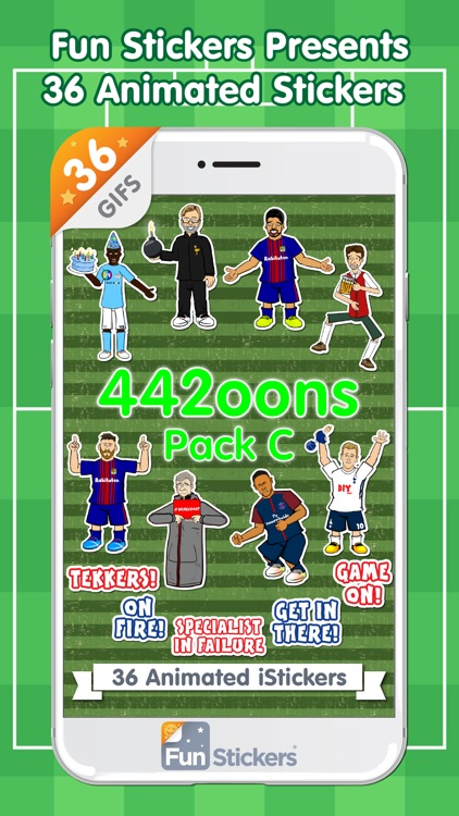 442oons Stickers Pack C