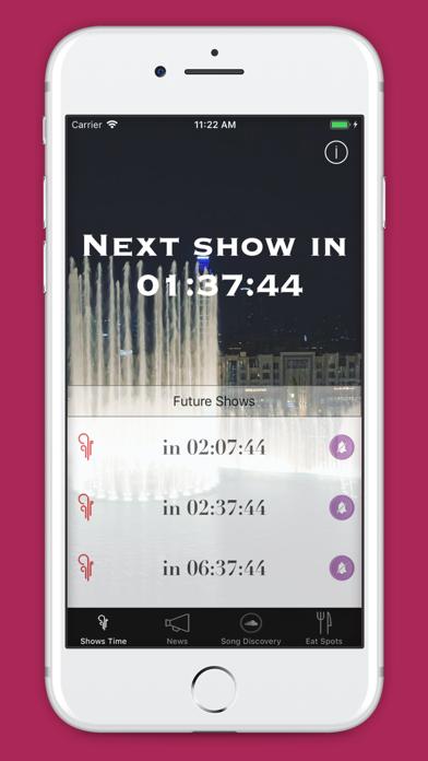 The Dubai Fountain | App Price Drops