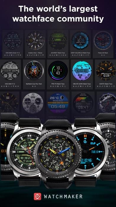WatchMaker - 60000 Watch Faces Screenshot