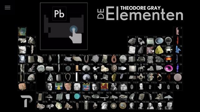 De Elementen Screenshot