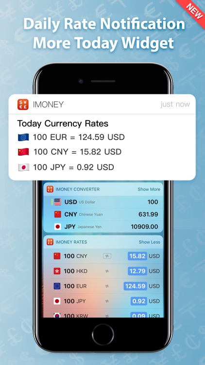iMoney · Currency Converter