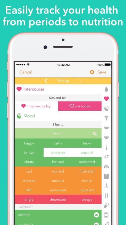 Ovia Fertility Period Tracker By Ovuline Inc