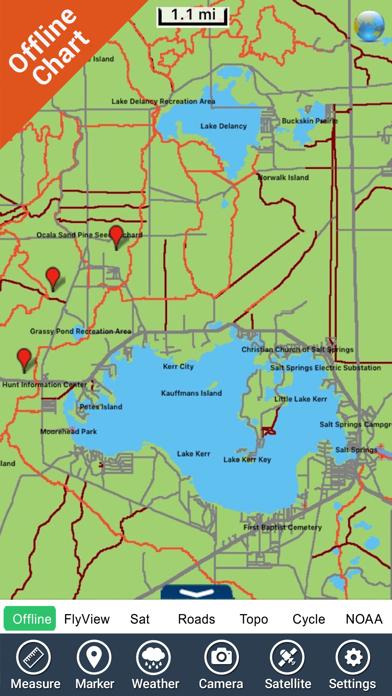 Ocala National Forest review screenshots