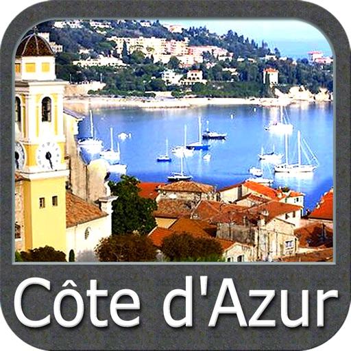 French Riviera Nautical Charts