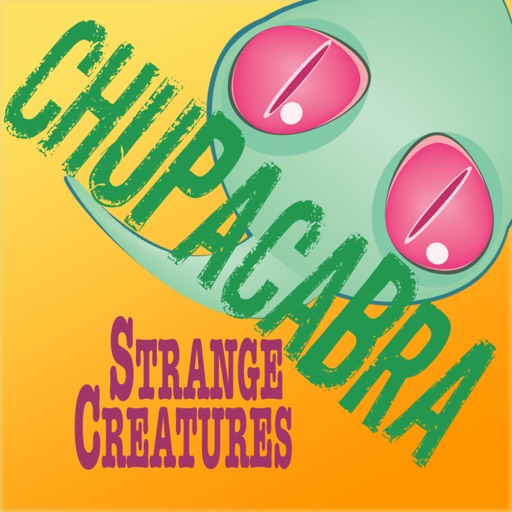Strange Creatures: Chupacabra