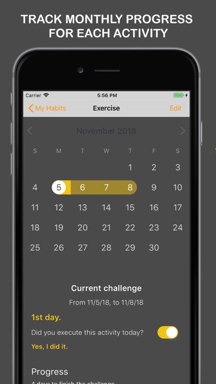 Routines Pro - Habit Tracker screenshot-4