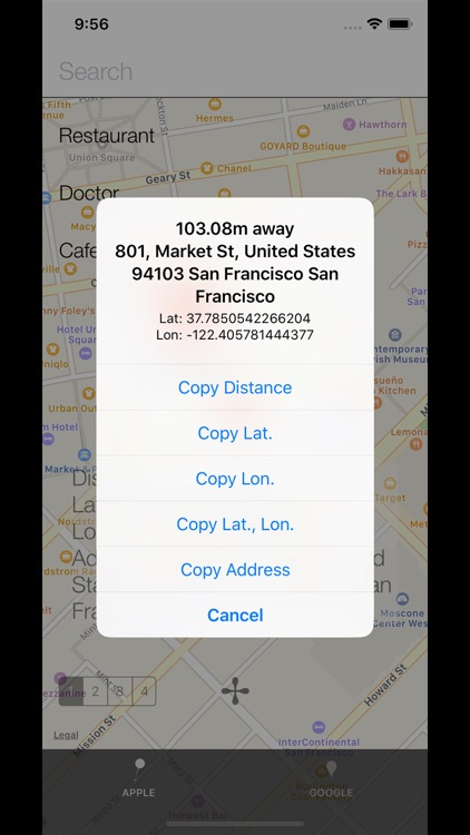 Easy Maps Xtra - GPS Data Copy