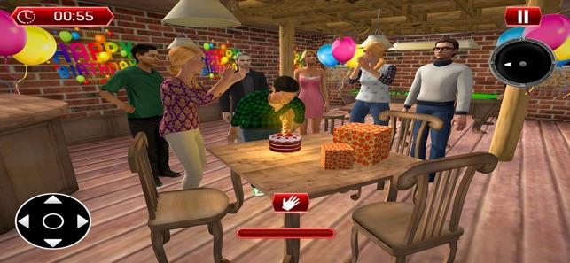 Simulation High School rencontres jeux