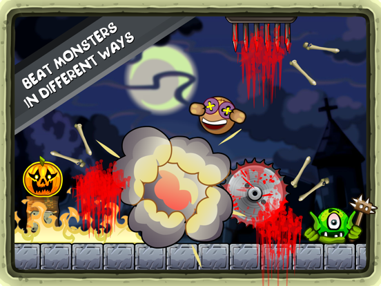 Roly Poly Monsters screenshot 8
