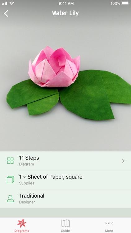 Origami Flowers screenshot-4