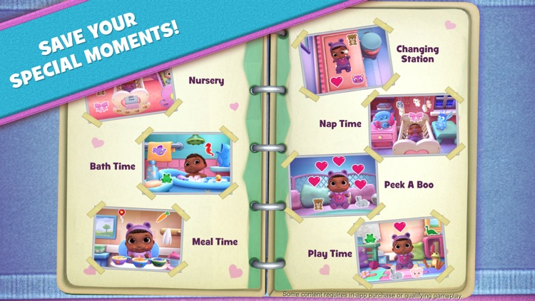 Doc McStuffins: Baby Nursery screenshot-4