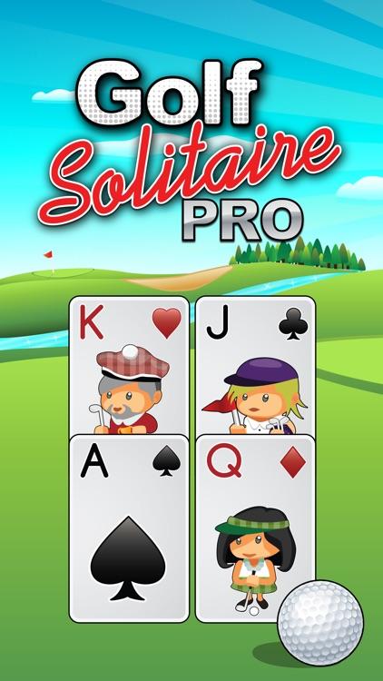 Golf Solitaire Pro!